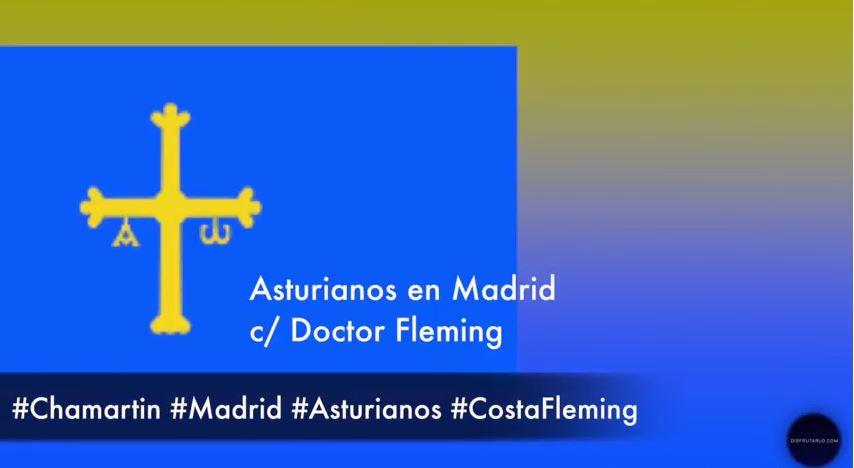 LOS ASTURIANOS DE DOCTOR FLEMING