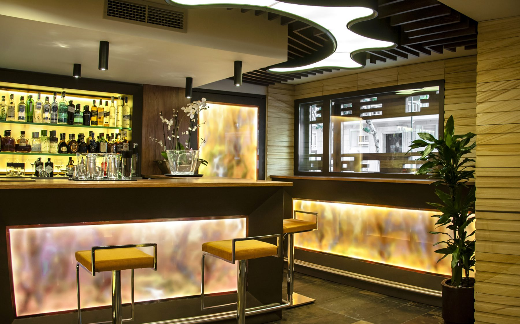 Entrada - Barra - Lounge
