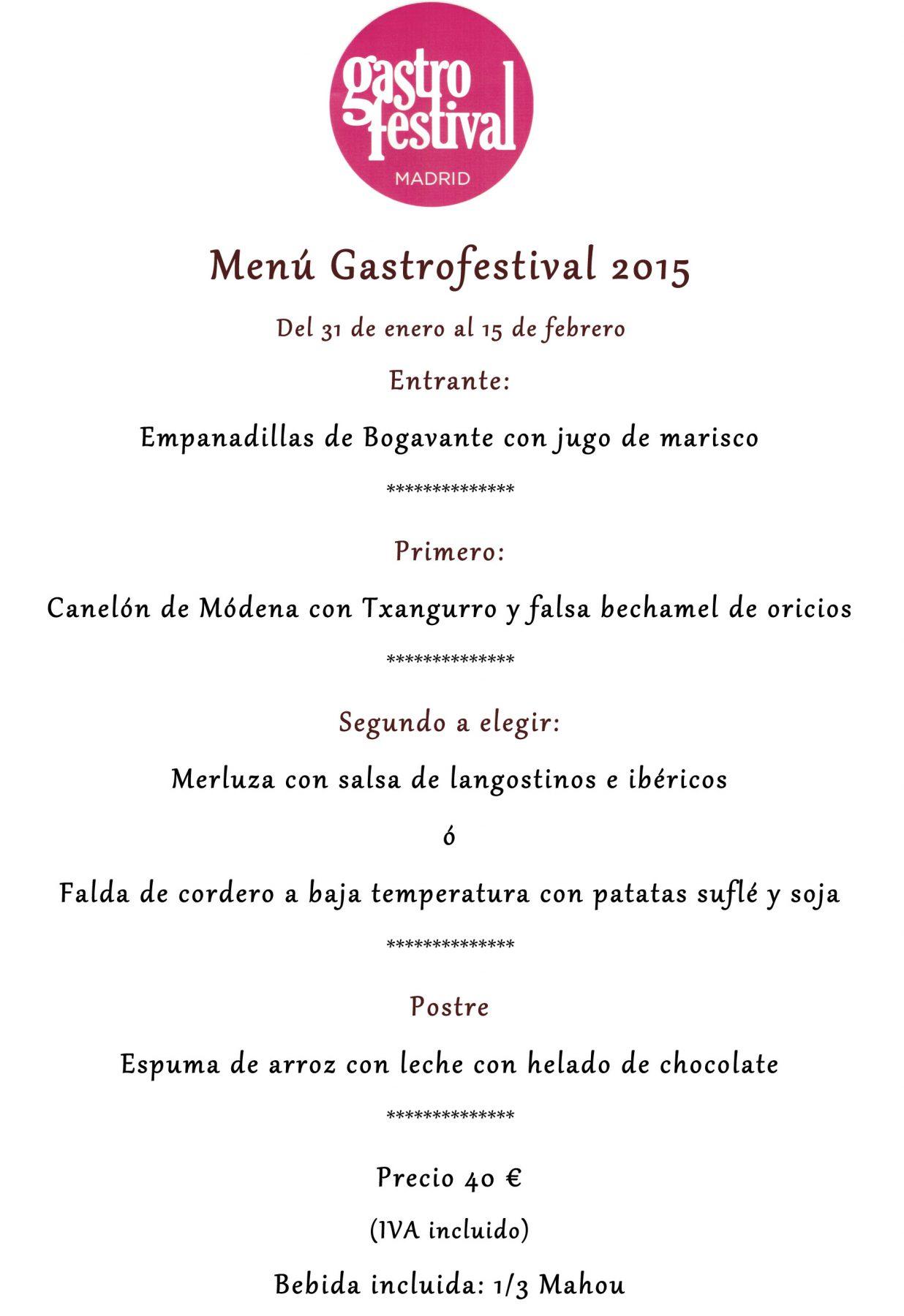 Menú Gastrofestival 2015_Asgaya